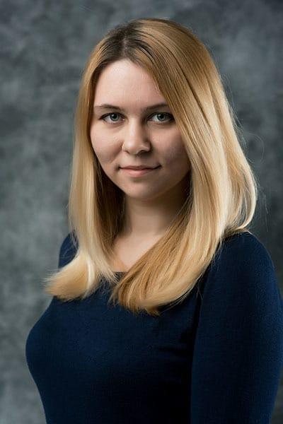 Тукачева Юлия - Менеджер по логистике