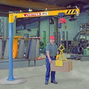 Консольный кран на колонне VETTER PRIMUS PR - миниатюра фото 3