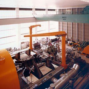 Консольный поворотный кран на колонне VETTER BOSS B - миниатюра фото 3