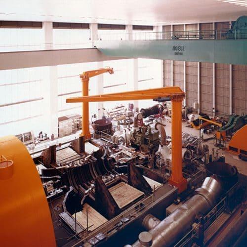 Консольный поворотный кран на колонне VETTER BOSS B - фото 3