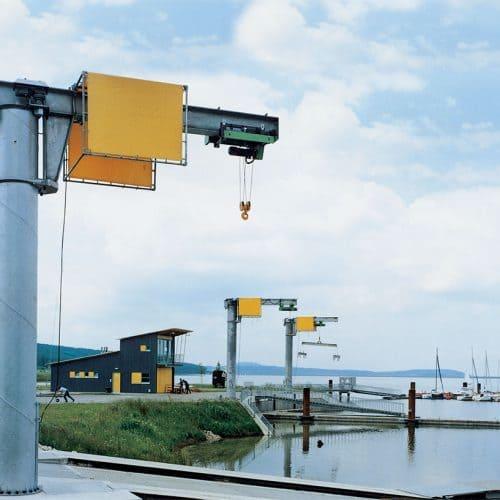 Консольный поворотный кран на колонне VETTER MEISTER М - фото 3