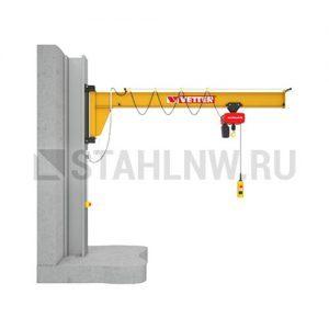 Консольный поворотный кран настенный VETTER ASSISTENT АW - миниатюра фото 1