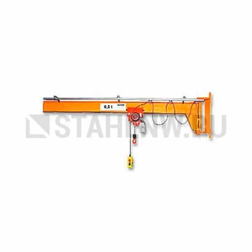 Настенный консольный кран HADEF 320/01 E - фото 1