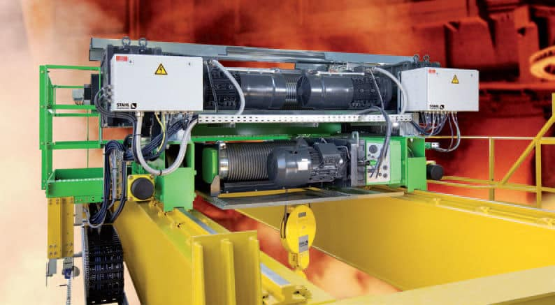 Новый концепт STAHL для металлургических и химических предприятий