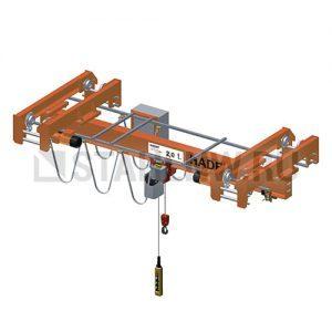 Однобалочный мостовой подвесной кран HADEF EDEE