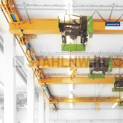 Однобалочный подвесной кран STAHL - фото 1