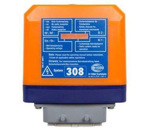 Система радиоуправления HBC-radiomatic FSE 308 - фото 2