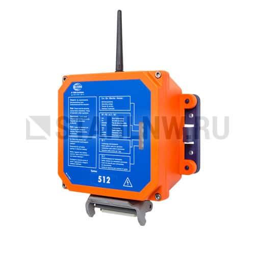 Система радиоуправления HBC-radiomatic FSE 512 - фото 1