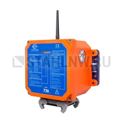 Система радиоуправления HBC-radiomatic FSE 726 radiobus® - фото 1
