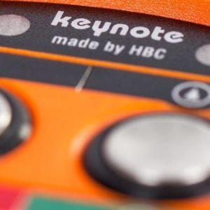 Система радиоуправления HBC-radiomatic keynote