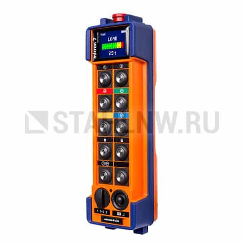Система радиоуправления HBC-radiomatic micron 7 - фото 1