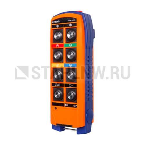 Система радиоуправления HBC-radiomatic quadrix - фото 1