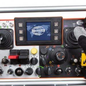 Система радиоуправления HBC-radiomatic spectrum E