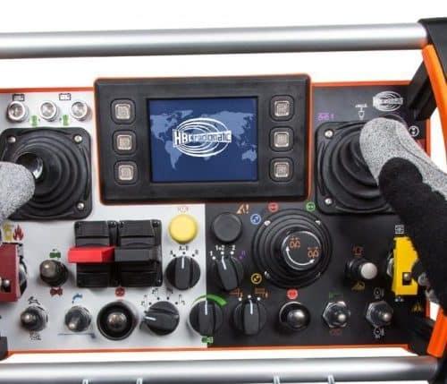 Система радиоуправления HBC-radiomatic spectrum E - фото 2