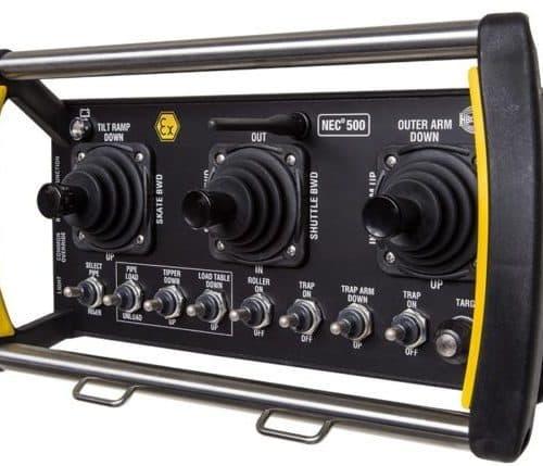 Система радиоуправления HBC-radiomatic spectrum Ex - фото 2
