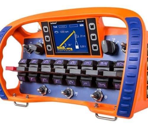 Система радиоуправления HBC-radiomatic technos 2 - фото 2