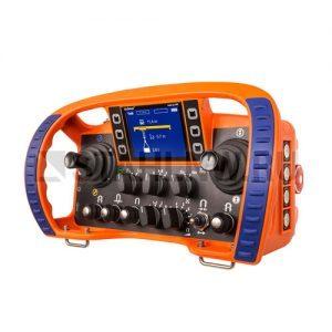 Система радиоуправления HBC-radiomatic technos 2
