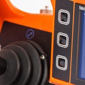 Система радиоуправления HBC-radiomatic technos 2 - миниатюра фото 3