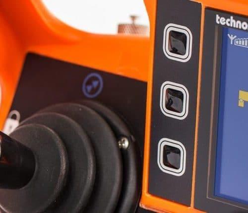 Система радиоуправления HBC-radiomatic technos 2 - фото 3