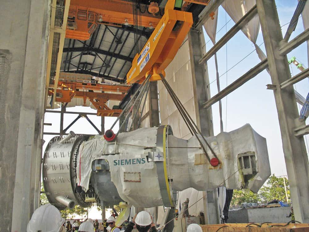 STAHL оснащает блок электростанции Ван Ной в Таиланде