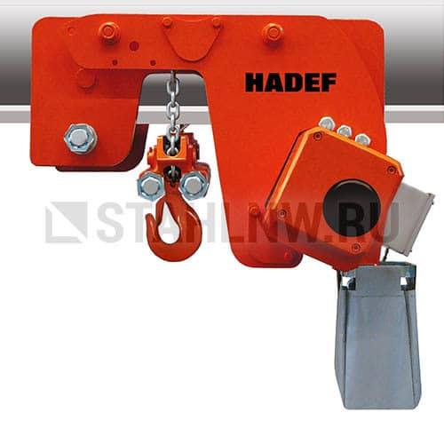 Таль цепная электрическая HADEF 29/06 EE - фото 1