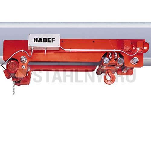 Таль цепная электрическая HADEF 29/06 EEL Big Bag - фото 1