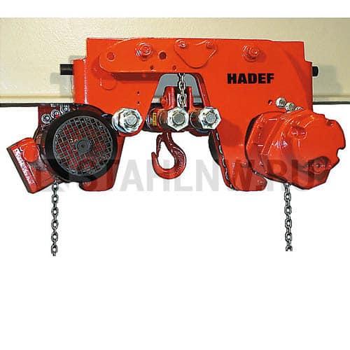 Таль цепная электрическая HADEF 29/06 EES-Synchro - фото 1