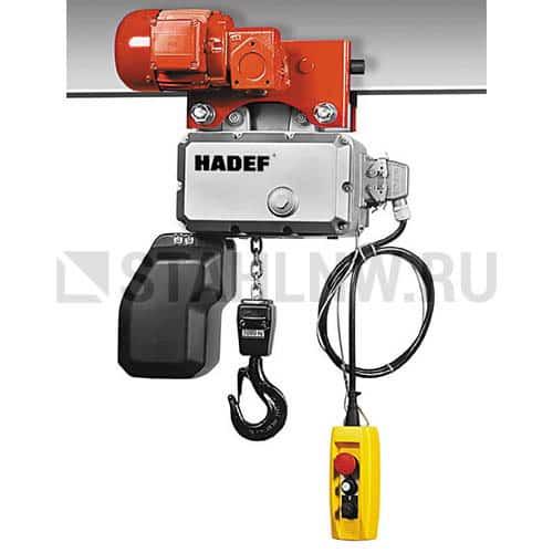 Таль цепная электрическая HADEF 62/05 E - фото 1