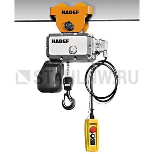 Таль цепная электрическая HADEF 62/05 R - фото 1
